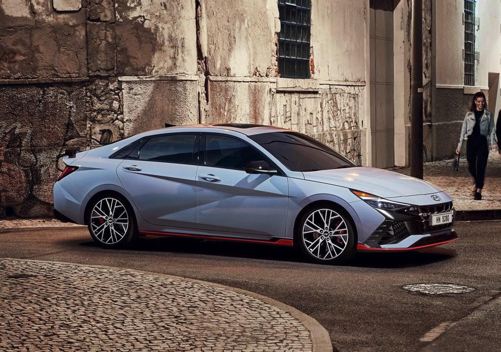 2022 Hyundai Elantra N Özellikleri