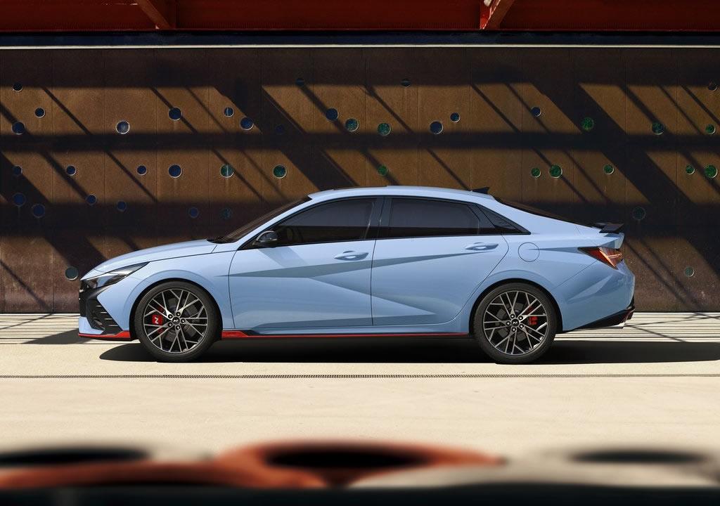 2022 Hyundai Elantra N Kaç Beygir?