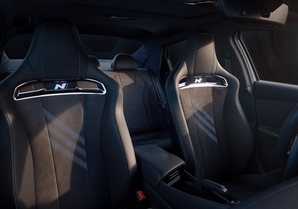 2022 Hyundai Elantra N Donanımları