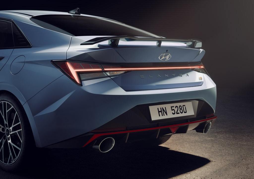 2022 Yeni Hyundai Elantra N