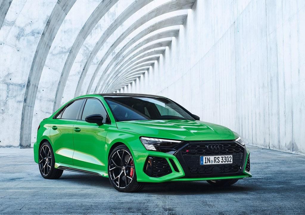 2022 Yeni Kasa Audi RS3 Sedan Teknik Özellikleri