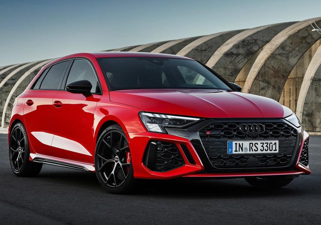 2022 Yeni Kasa Audi RS3 Özellikleri