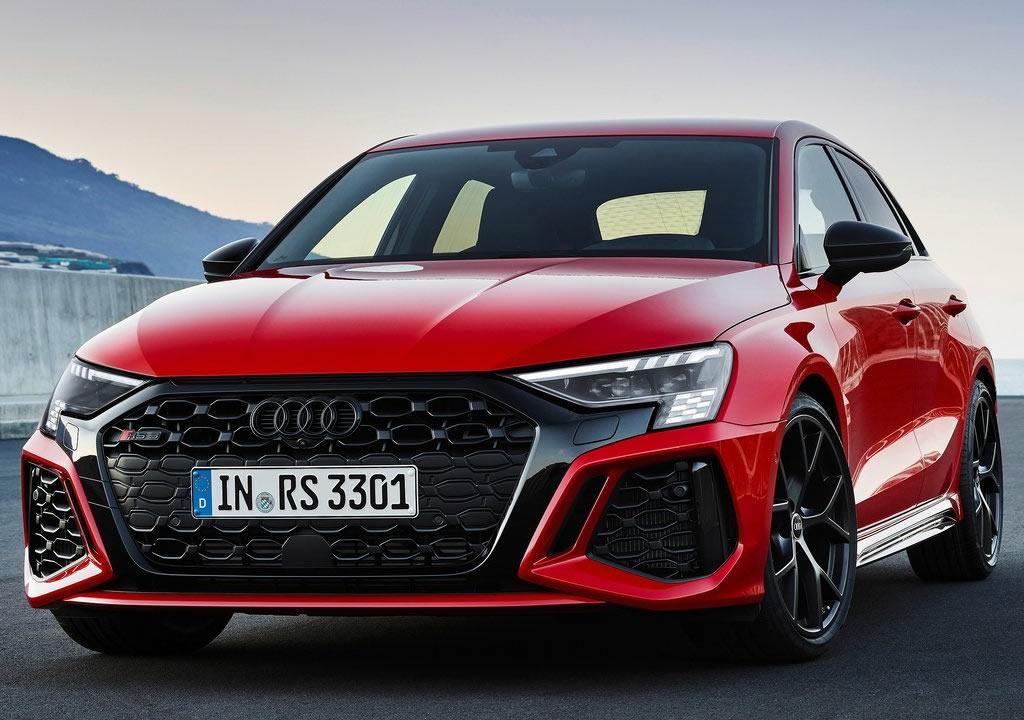 2022 Yeni Kasa Audi RS3