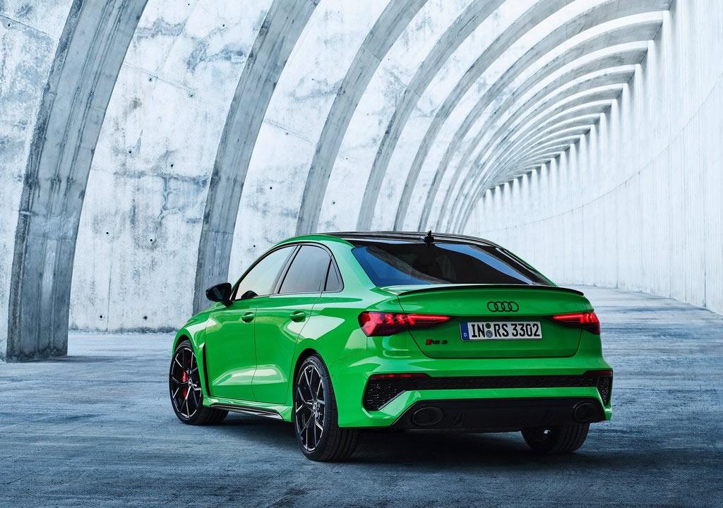 2022 Yeni Kasa Audi RS3 Sedan Özellikleri