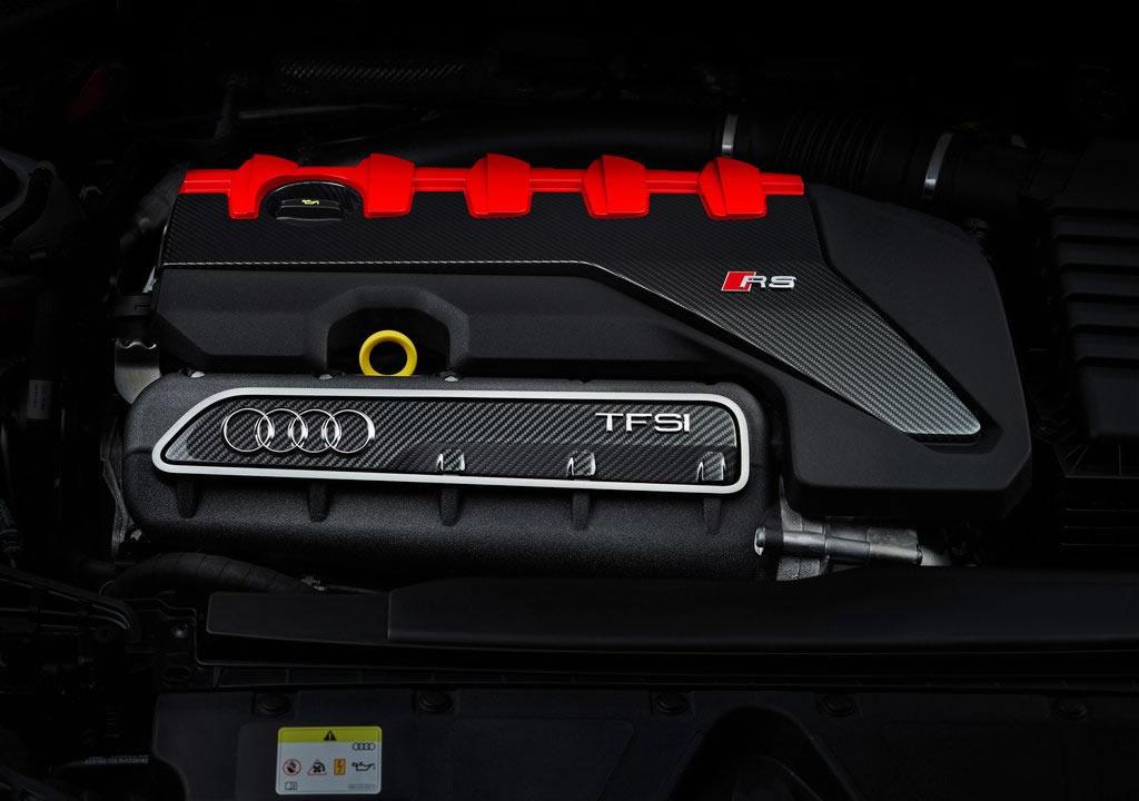 2022 Yeni Kasa Audi RS3 Motoru
