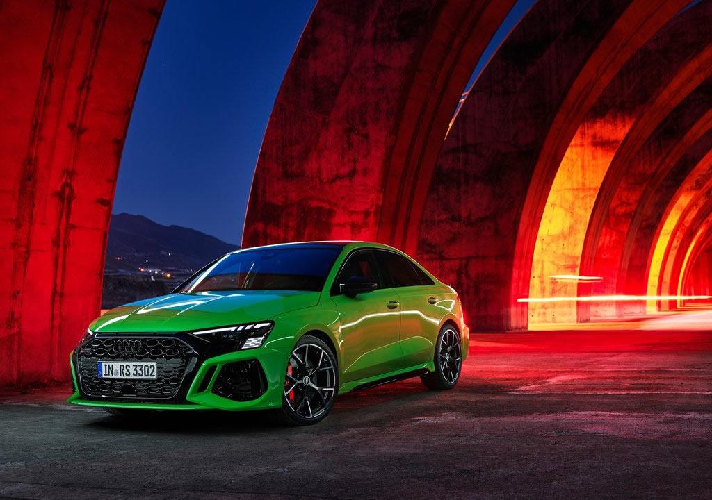 2022 Yeni Kasa Audi RS3 Sedan