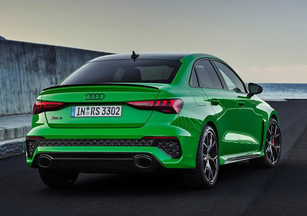 2022 Yeni Kasa Audi RS3 Sedan Fiyatı