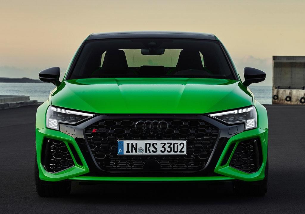 2022 Yeni Kasa Audi RS3 Sedan Türkiye
