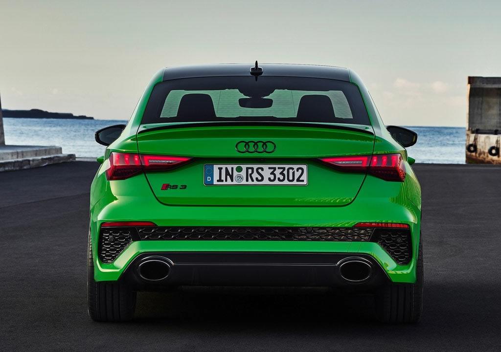 2022 Yeni Kasa Audi RS3 Sedan 0-100 km/s