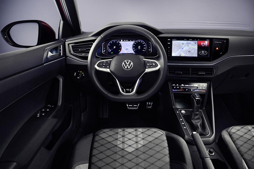 2022 Yeni Volkswagen Taigo Kokpiti