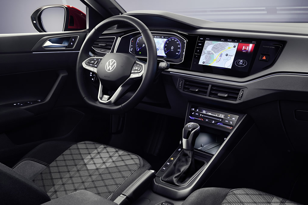 2022 Yeni Volkswagen Taigo İçi