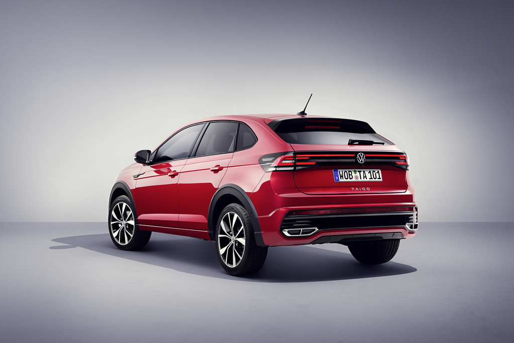 2022 Yeni Volkswagen Taigo