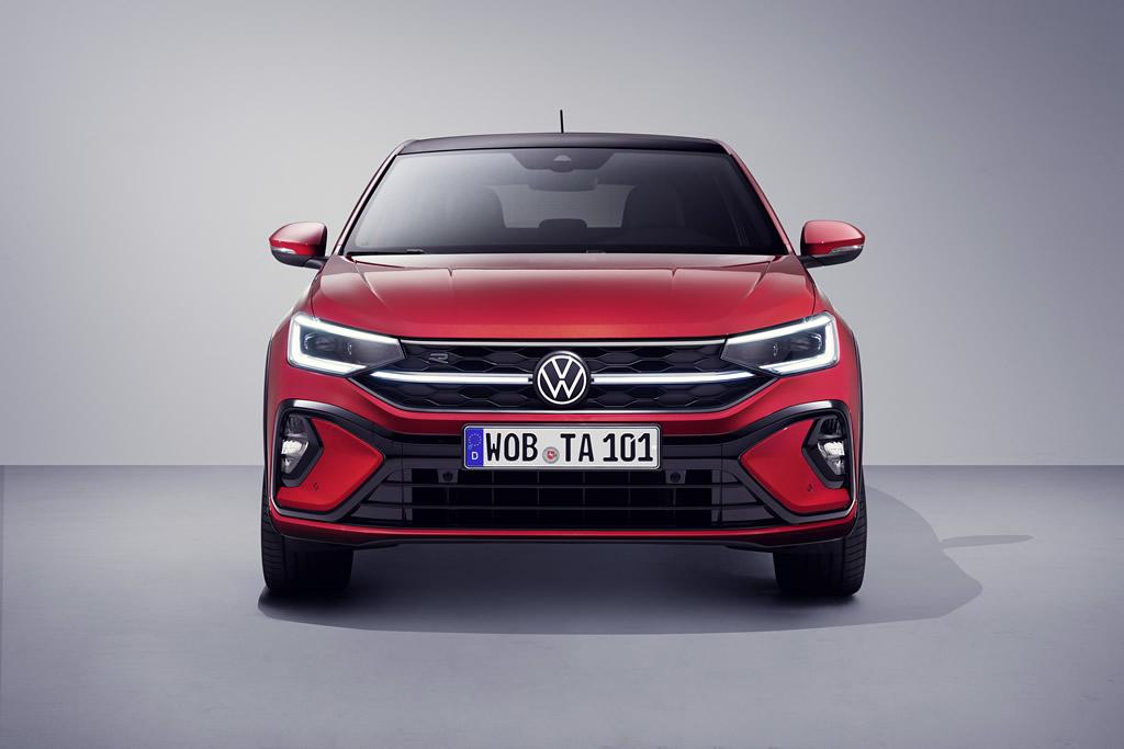 2022 Yeni Volkswagen Taigo Teknik Özellikleri