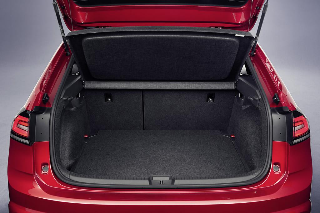 2022 Yeni Volkswagen Taigo Bagaj Alanı