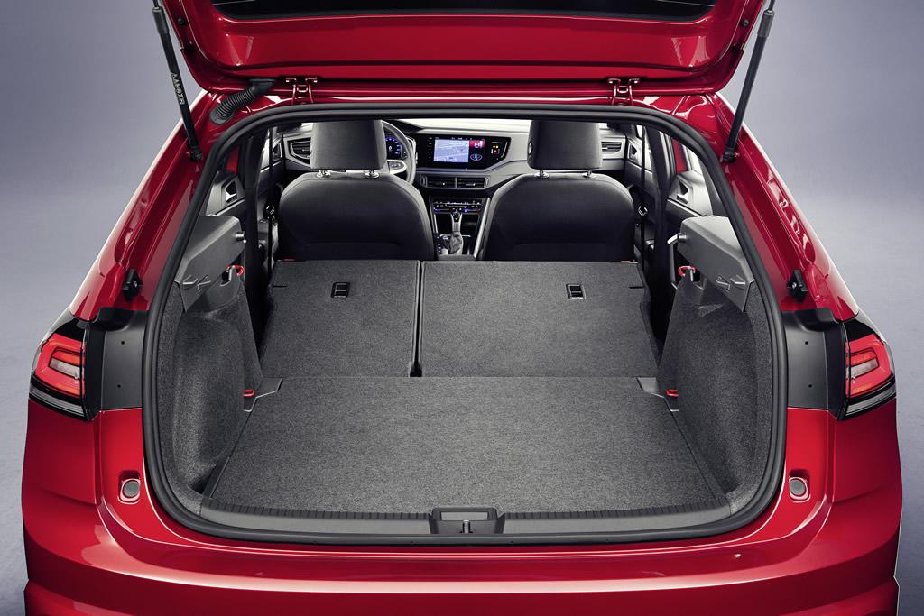 2022 Yeni Volkswagen Taigo Bagajı
