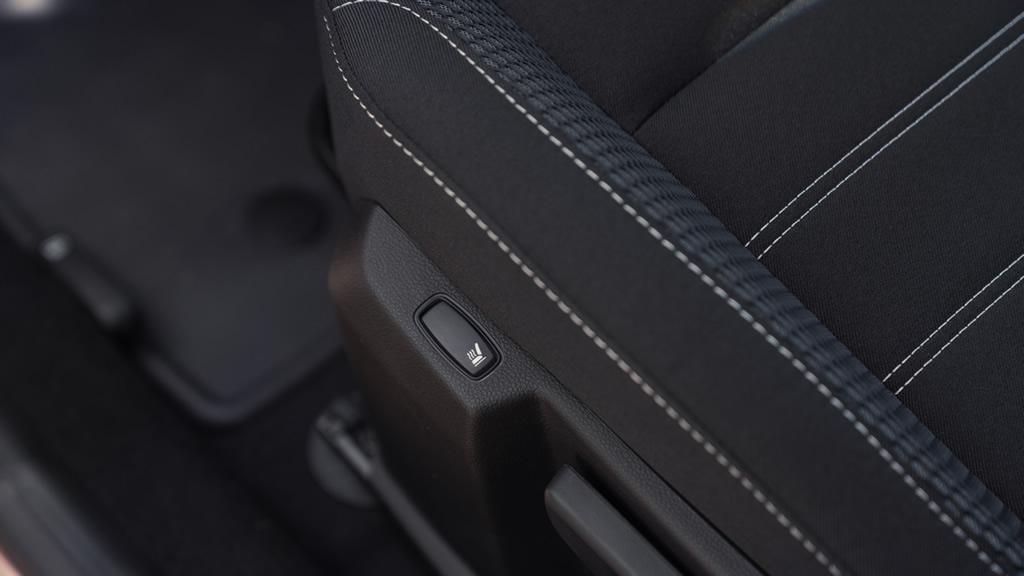 2021 Yeni Dacia Duster Koltuk Isıtma
