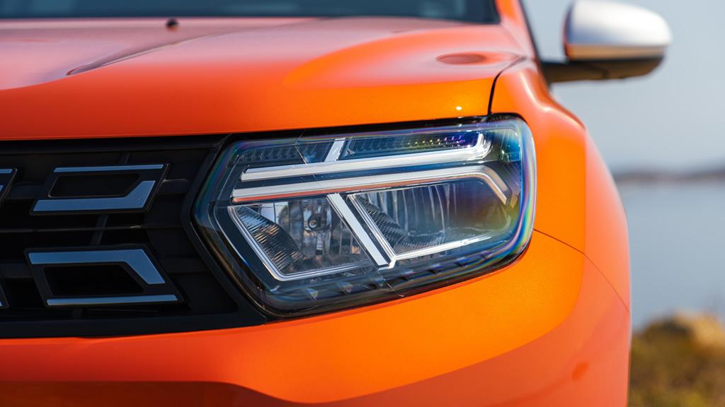 2021 Yeni Dacia Duster