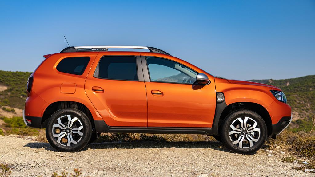 2021 Yeni Dacia Duster Fotoğrafları