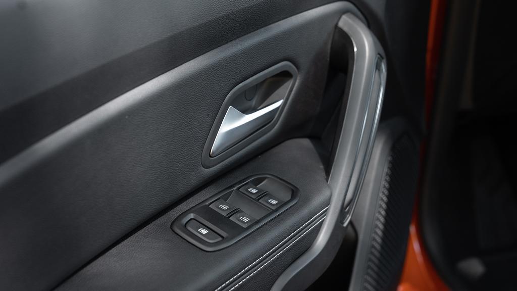 2021 Yeni Dacia Duster İçi