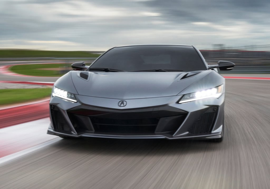 2022 Acura NSX Type S Kaç Beygir?