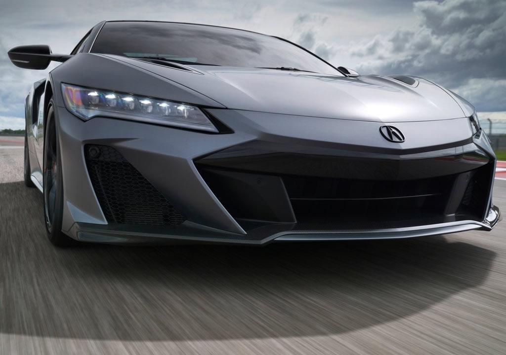 2022 Acura NSX Type S Fotoğrafları