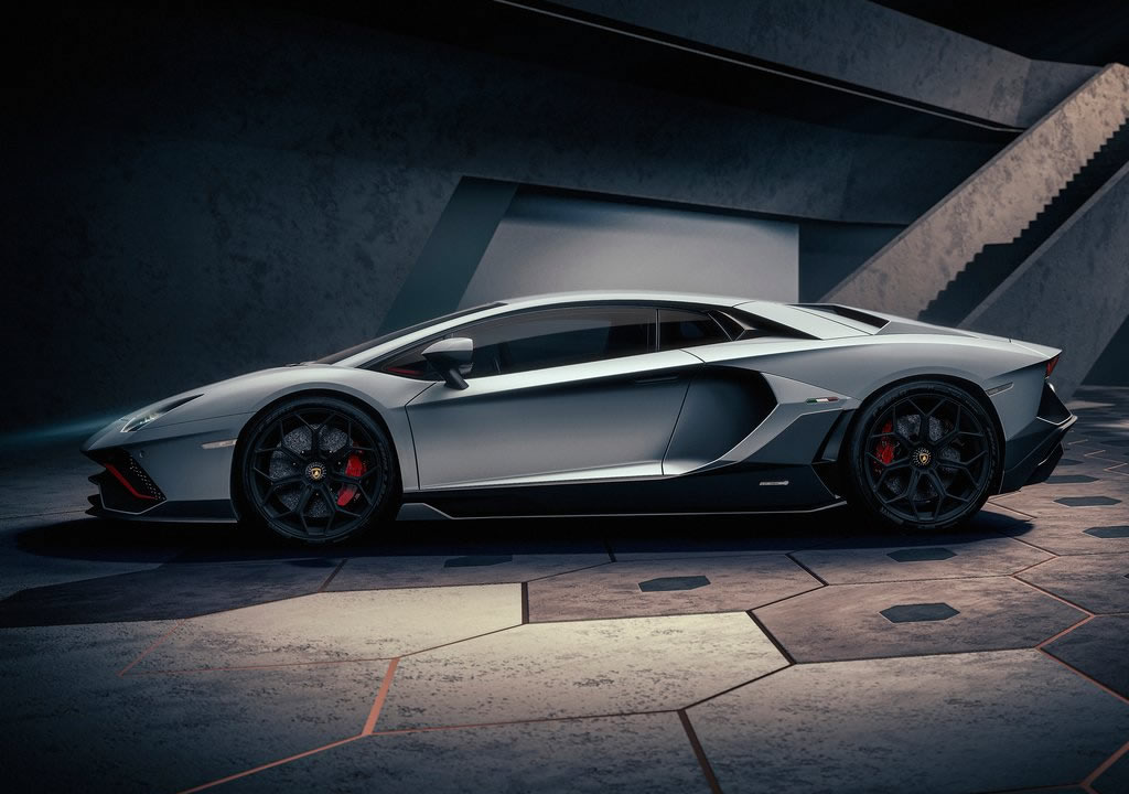 2022 Yeni Lamborghini Aventador LP780-4 Ultimae