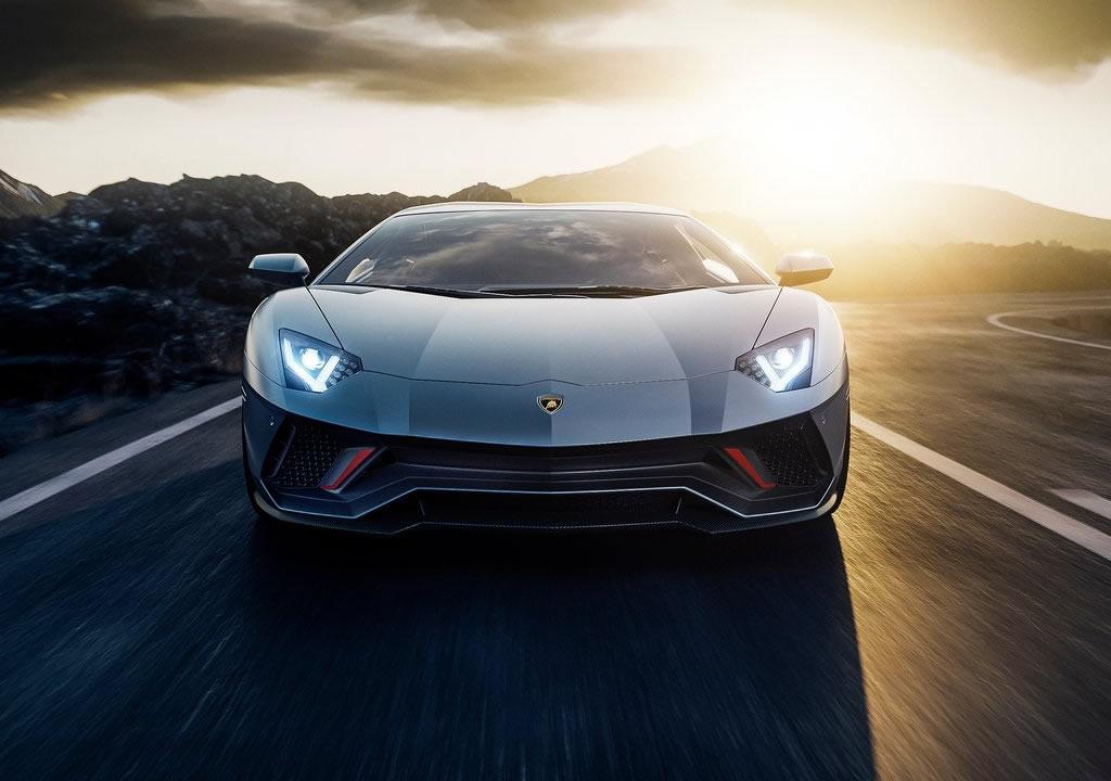 2022 Yeni Lamborghini Aventador LP780-4 Ultimae Fotoğrafları
