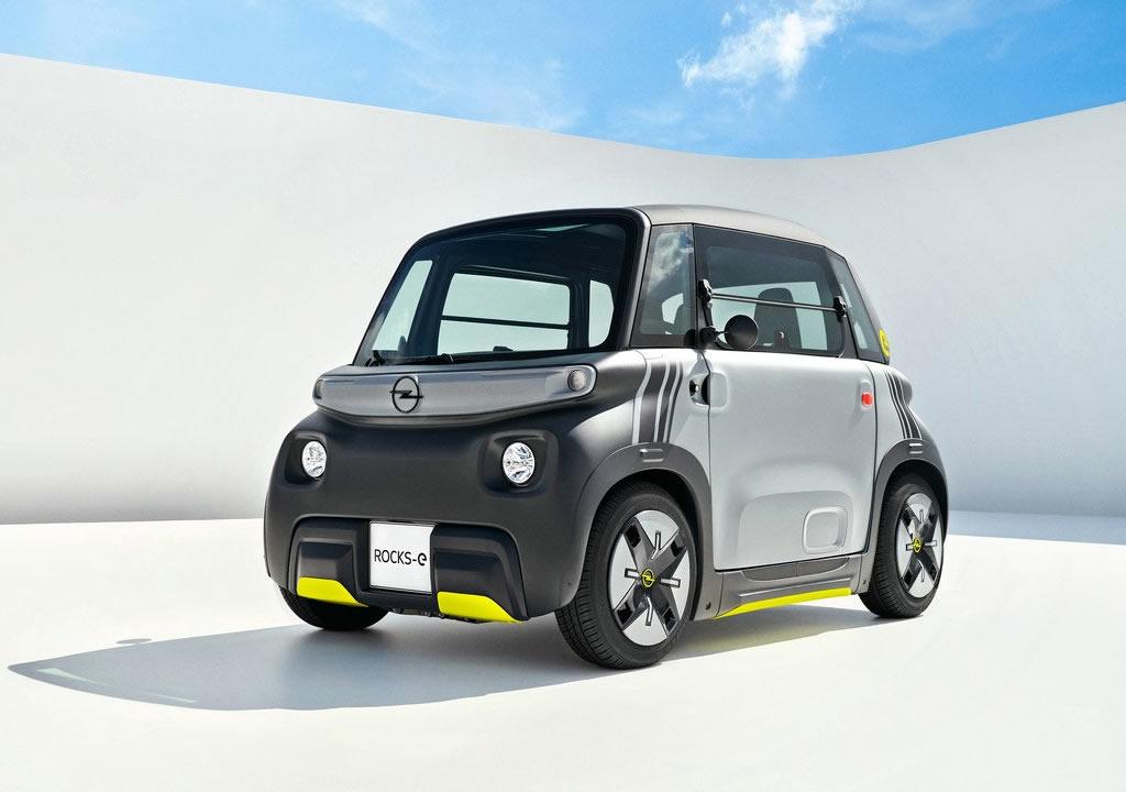 Elektrikli 2022 Opel Rocks-e Özellikleri