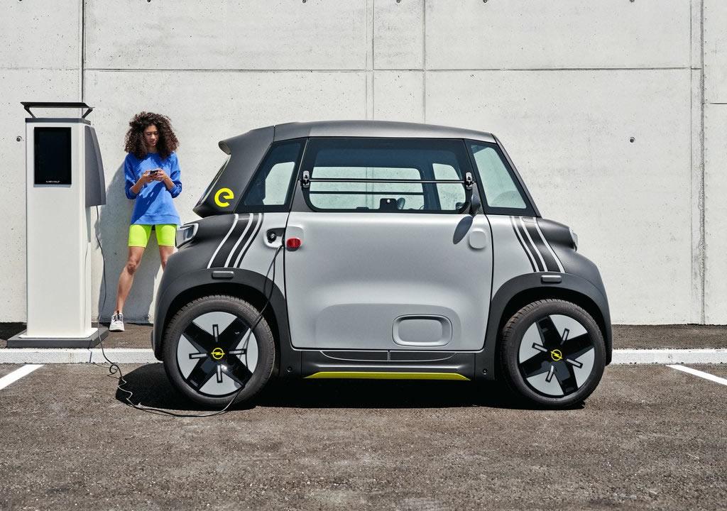 Elektrikli 2022 Opel Rocks-e