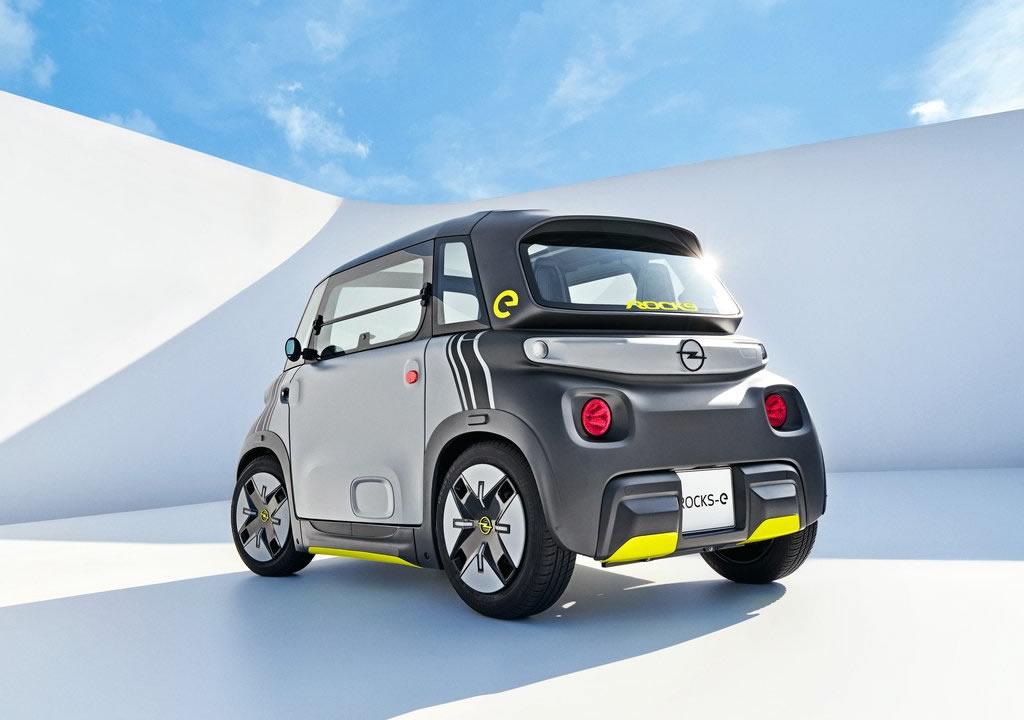2022 Opel Rocks-e Menzili