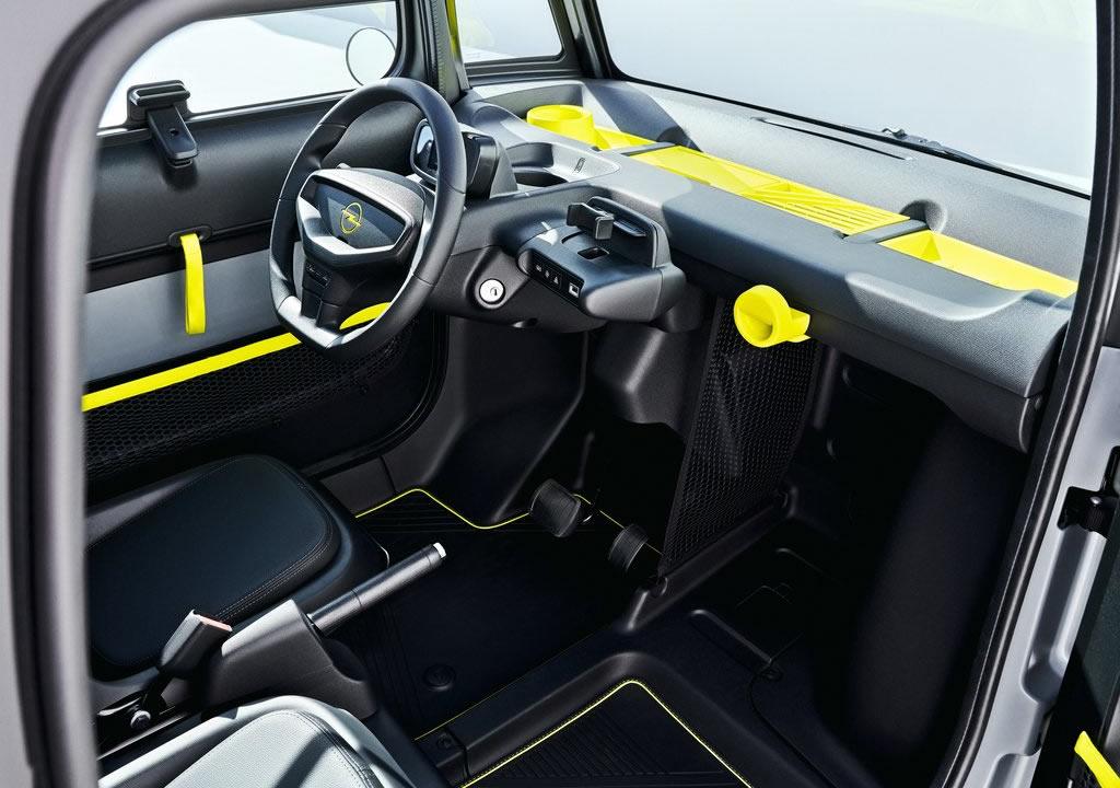 2022 Opel Rocks-e Donanımları