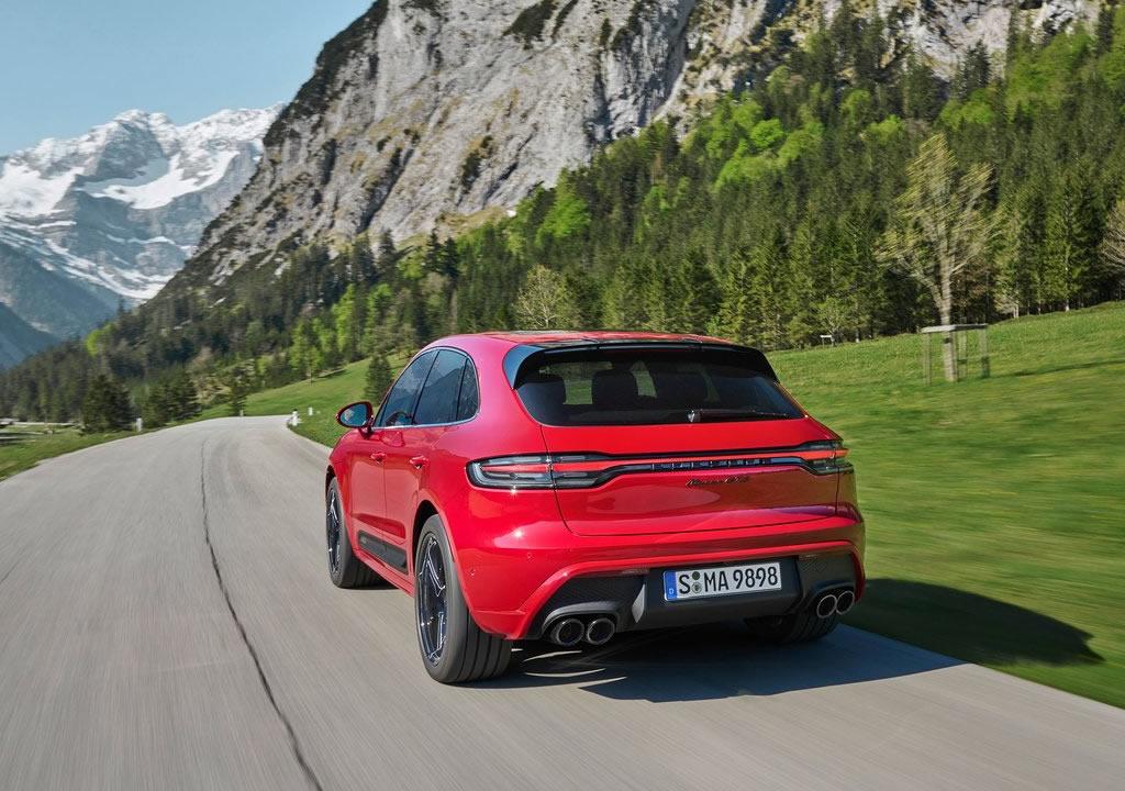 2022 Porsche Macan GTS Özellikleri