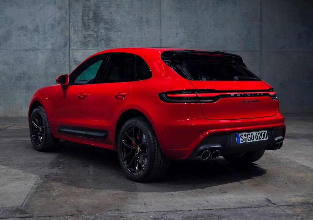 2022 Porsche Macan GTS Fiyatı