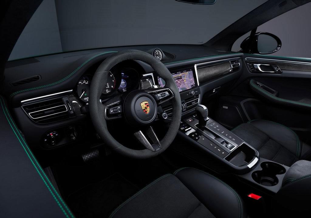 2022 Porsche Macan GTS İçi