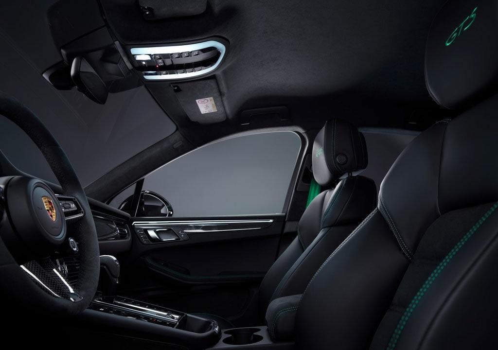 2022 Porsche Macan GTS Donanımları