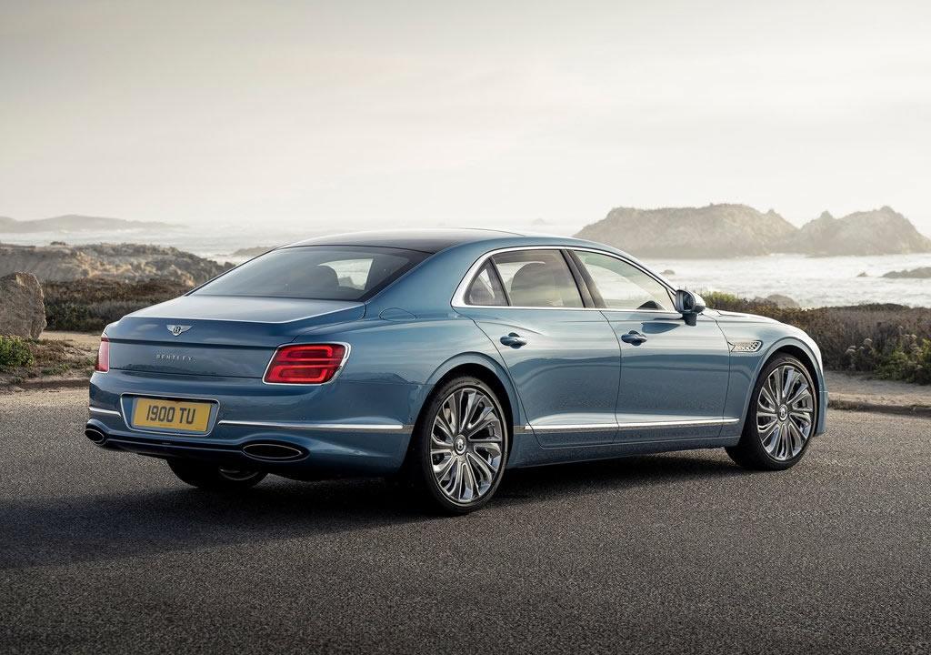 2022 Yeni Bentley Flying Spur Mulliner Teknik Özellikleri
