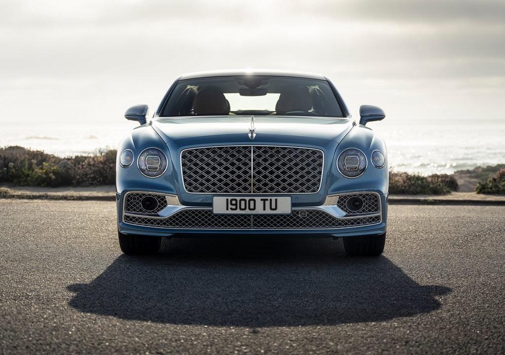 2022 Yeni Bentley Flying Spur Mulliner