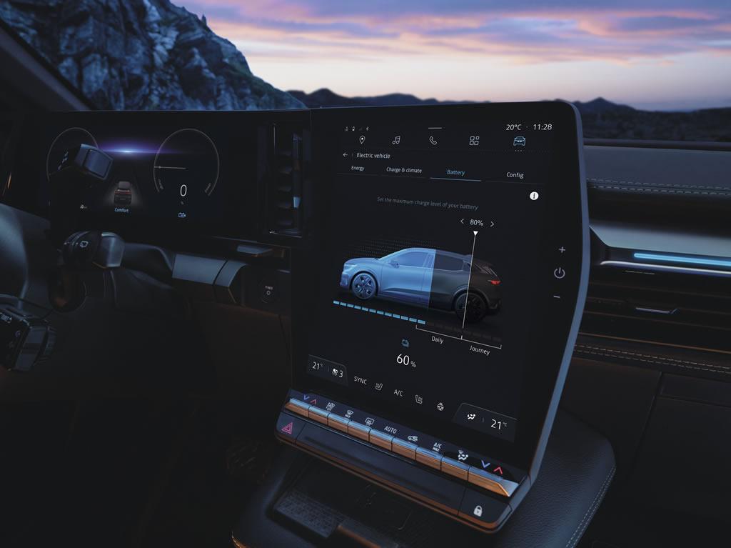 Yeni Renault Megane E-Tech Şarj Süresi
