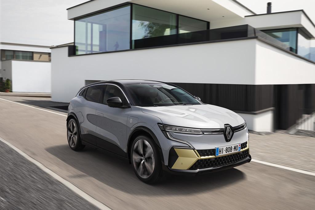 Yeni Renault Megane E-Tech Özellikleri