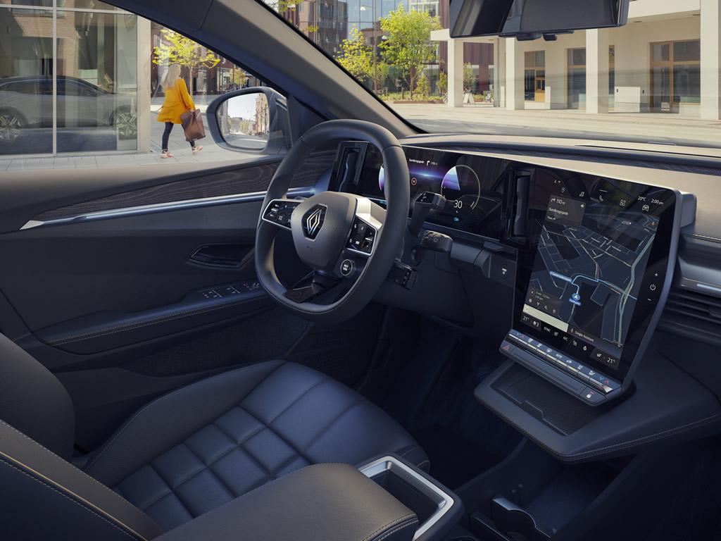 Yeni Renault Megane E-Tech Donanımları