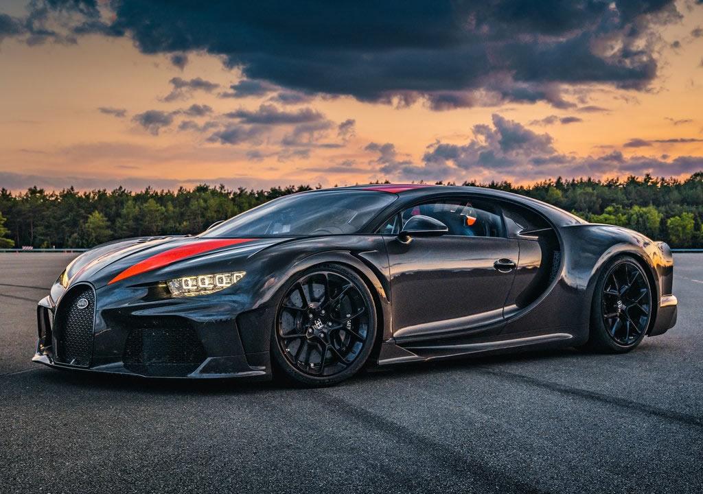 2022 Bugatti Chiron Super Sport 300 Özellikleri