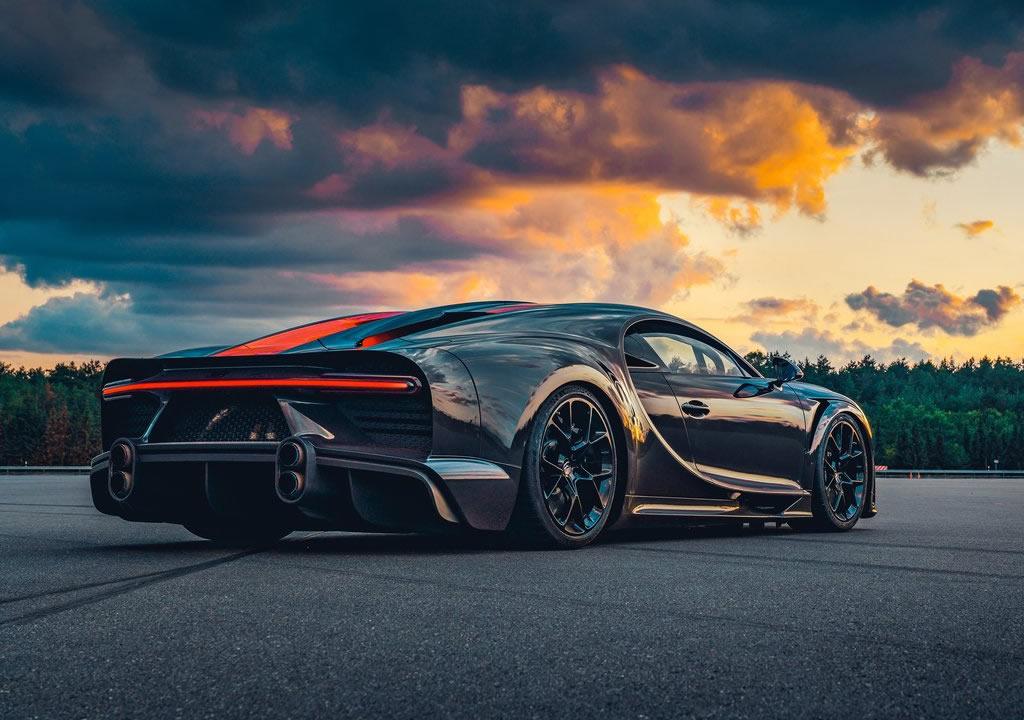 2022 Bugatti Chiron Super Sport 300 Teknik Özellikleri