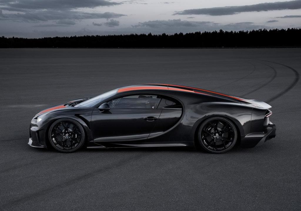 2022 Bugatti Chiron Super Sport 300 Fiyatı