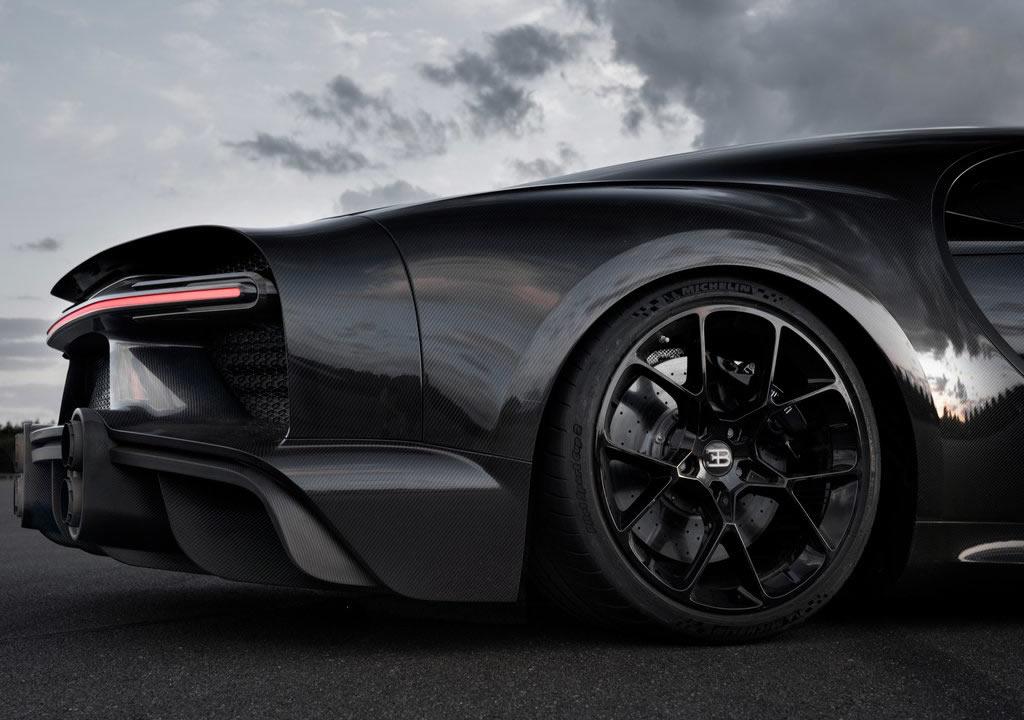 2022 Bugatti Chiron Super Sport 300 Fotoğrafları