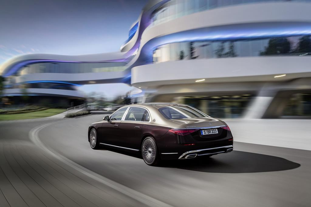 2022 Yeni Mercedes-Maybach S-Serisi Fiyatı