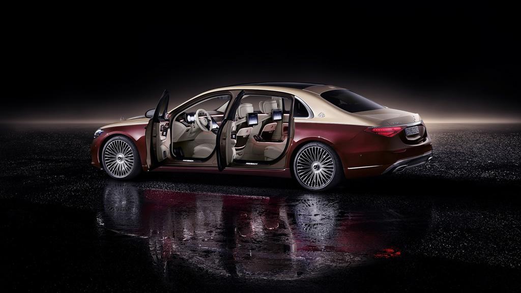 2022 Yeni Mercedes-Maybach S-Serisi Türkiye