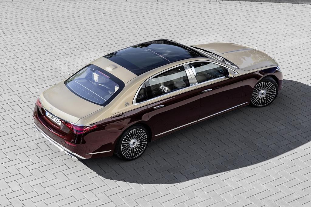 2022 Yeni Mercedes-Maybach S-Serisi Özellikleri