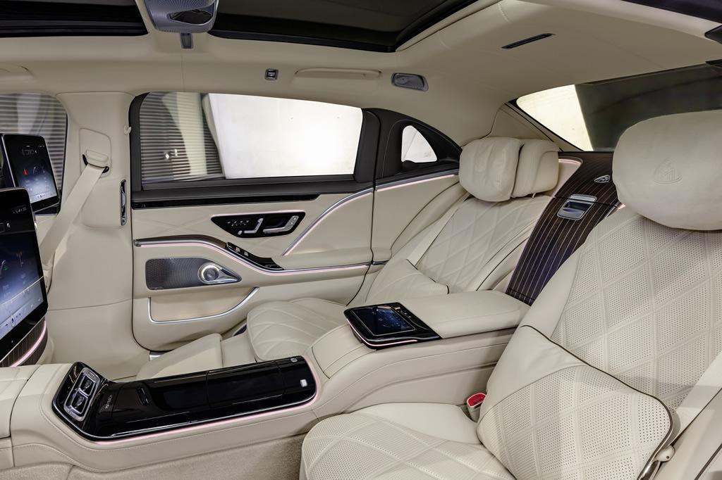 2022 Yeni Mercedes-Maybach S-Serisi Donanımları