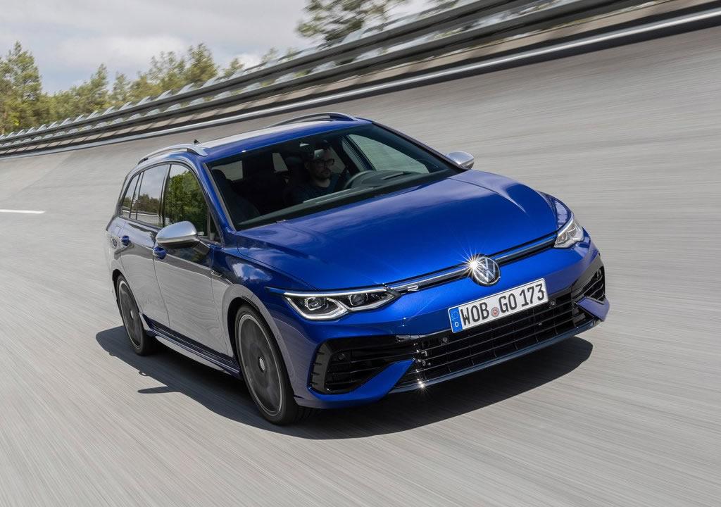 2022 Yeni Volkswagen Golf R Estate Teknik Özellikleri