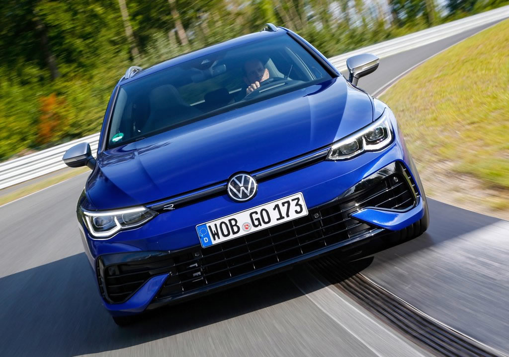 2022 Yeni Volkswagen Golf R Estate Fiyatı